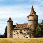 Посещение городов Швейцарии по списку