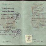 Виза в Швейцарию (документы)