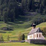 Дорогой курорт Сант-Мориц в Швейцарии