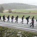 К США приближается 4 тысячи мигрантов из Гондураса