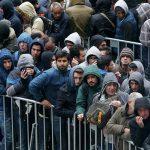 Караван мигрантов идущих в США вырос до семи тысяч