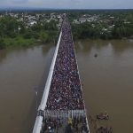 Погиб мигрант на границе Гватемалы и Мексики