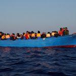 Погибло 17 мигрантов на пути в Испанию