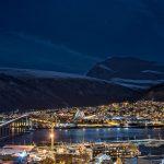 Полярные ночи в Норвегии
