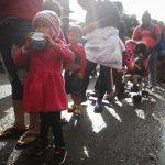 Центрально-американские мигранты объявили голодовку на границе