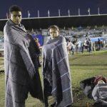 Центрально-американских мигрантов в Мексике выселили со стадиона