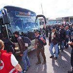 Беженцы нападали на общественный транспорт Финляндии