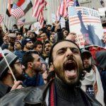 Почти полтысячи мигрантов из каравана прорвались в США