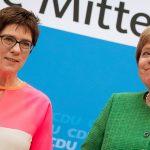 Новый председатель ХДС пересмотрит миграционную политику Меркель