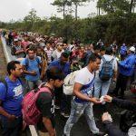 Новый караван мигрантов из Гондураса уже в Гватемале