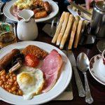 Полный шотландский завтрак
