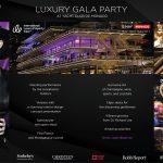 Эксклюзивный нетворкинг на Luxury Gala Party в Yacht Club de Monaco