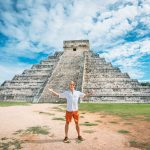 Захватывающие руины Майя в Мексике