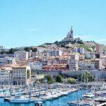 Марсель - второй по величине город Франции