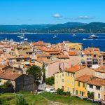 Сен-Тропе - роскошный морской курорт Французской Ривьеры