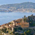 Эз - самая красивая деревня на Французской Ривьере