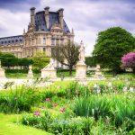 12 прекраснейших садов и парков Парижа