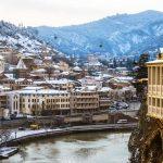 10 впечатляющих развлечений для зимнего отдыха в Грузии