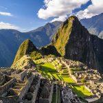 Мачу-Пикчу - древний город в Перу