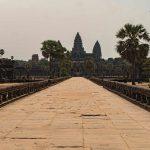 Один в Ангкор-Вате: нет очереди, нет людей