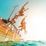 6 идиллических мест для летнего плавания