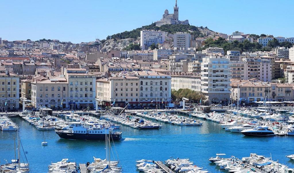 Марсель — старейший город Франции