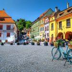 8 самых красивых городов Румынии