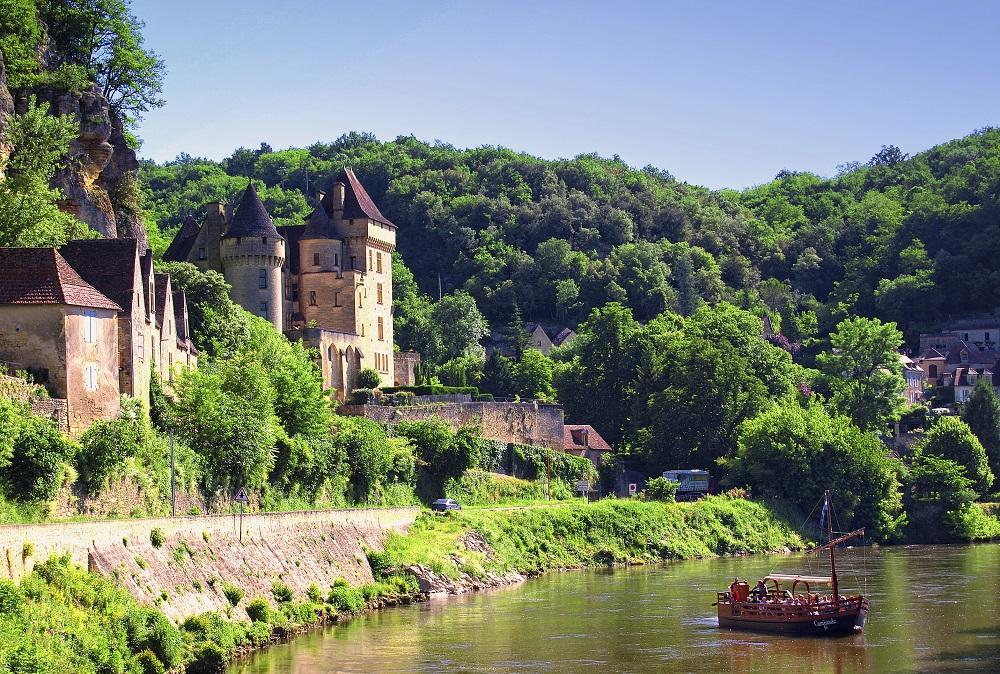 Юго-запад Франции — бывший регион Аквитания