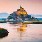 8 идей для романтических выходных на Мон-Сен-Мишель