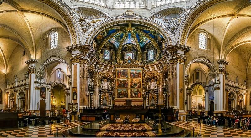 1274 3 - Святой Грааль Валенсии — миф или реальность?
