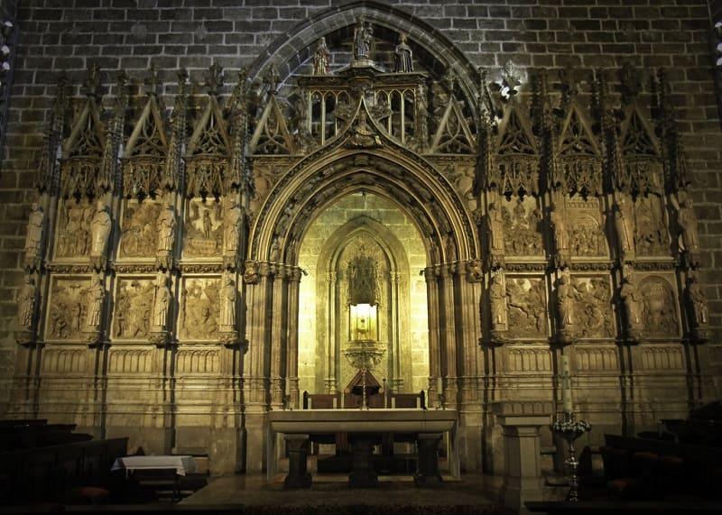 1274 - Святой Грааль Валенсии — миф или реальность?