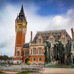 Пять красивых городов на севере Франции