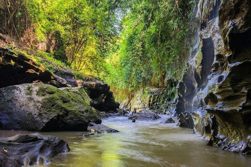 Священный каньон Беджи Гуванг, Бали